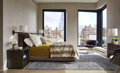 When Thomas Juul-Hansen was charged with designing Chelsea's latest residential addition, 505 W 19th Street, he came face-to-face with New York City's celebrated High Line running straight through the middle of his project. The New York-based Danis...