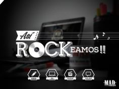 Así rockeamos! #GoCritters #Web #SocialMedia #Audiovisual #Branding