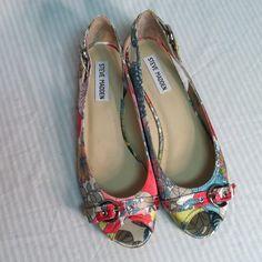 "Spotted while shopping on Poshmark: Steve Madden ""Spirral"" size 8! #poshmark #fashion #shopping #style #Steve Madden #Shoes"