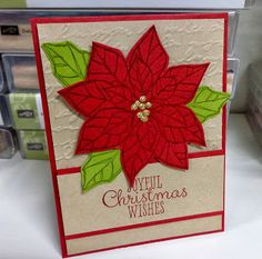 Stampin' Up! - 'Joyful Christmas'- Holiday Catalog 2013