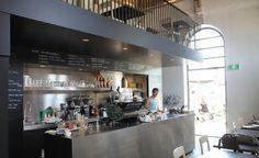 Restaurant/café decor