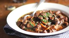 Slow-Cooker Beef and Vegetable Stew