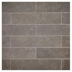 Lavora Blue Honed 2 X 9 Natural Stone Limestone Tile