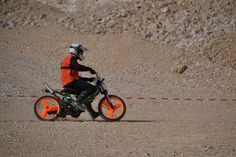 Course mobylette Dandy Riders Guipez Peugeot Fox VRM