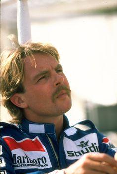 Keke Rosberg (Europe 1983) by F1-history.deviantart.com on @DeviantArt