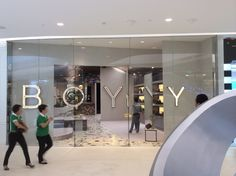 Boyyboutique at Central Embassy