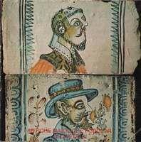 Antiche maioliche popolari di Castelli - Libro