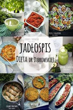 Jadłospis tygodniowy - dieta dr Dąbrowskiej Diet And Nutrition, Health Diet, Best Fat Burning Foods, High Fat Foods, Low Carb Diet Plan, Healthy Eating Habits, Diet Meal Plans, Food Inspiration, Good Food