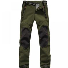 Mens Outdoor Thicken Windproof Cargo Pants Patchwork Casual Polar Fleece Trousers is best and cheap on Newchic. Best Hiking Pants, Warm Pants, Men's Pants, Outdoor Pants, Sports Trousers, Fleece Pants, Softshell, Polar Fleece, Pants For Women