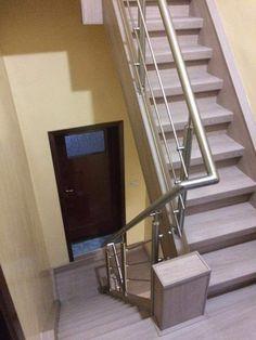 Stainless Steel Railing, Modern Design, Stairs, Home Decor, Stairway, Decoration Home, Stainless Steel Balustrade, Room Decor, Contemporary Design