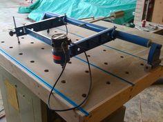 Homemade Carving Duplicator PDF Woodworking
