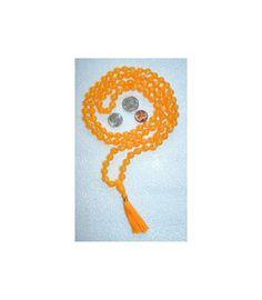 108 Amber (Mila) Hand Knotted Mala Beads Necklace-Blessed Karma Nirvana Meditation 9-10 mm Prayer Beads For Awakening Chakra Kundalini