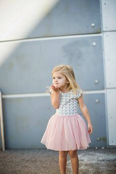 For those of you with girls, I LOVE LOVE LOVE this look (possibly my favorite look) So GIRLY & FUN. You can pair a tulle skirt with a sweet tank or short sleeve shirt.