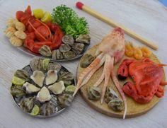 shay aaron miniature food