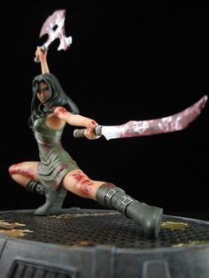River Tam - Serenity    Big Damn Heroes Animated Maquette #1 $69.95