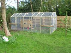 Poultry Protection Pens are large walk-in Chicken Runs to protect your chickens from predators. UK made by Flyte so Fancy. From x to x Create a fully biosecure Run or create breeding units for poultry.