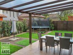 Home Building Design, Building A House, Landscape Design, Garden Design, Backyard Landscaping, Outdoor Gardens, Luxury Homes, Outdoor Structures, Exterior