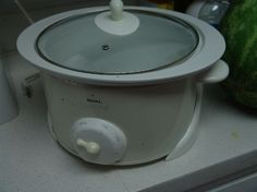 Crock Pot (Rival) in Peter_and_Diana's Yard Sale in San Diego , CA for $10.00. Works great.