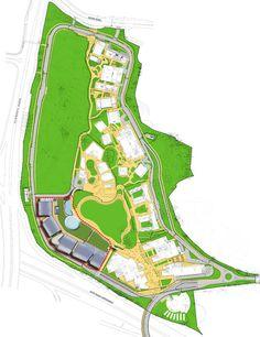 Stephen Riady Centre,Site Plan