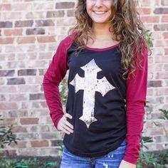 Cowgirl Tuff Cross