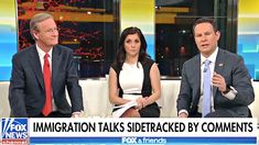 """It turns out Trump might have just been following orders from his friends at Fox when he finally denied complaining about """"sh*thole countries."""""""