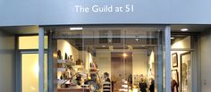 The Guild at 51 is a new shop and gallery space for members of the Gloucestershire Guild of Craftsmen to sell their work and showcase new pieces direct to the public.