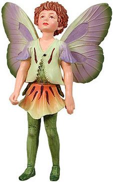 The Heart's Ease Flower Fairy