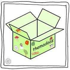 Kleuterjuf in een kleuterklas: Thema openen met de themadoos