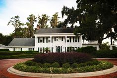 Florida wedding venue: Cypress Grove Estate House in Central Florida/Orlando