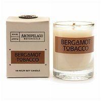 Archipelago Botanicals Soy Wax Candle 18 Hour, Bergamot Tobacco 1 ea ($16.50) - Svpply
