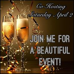 Join Me: Saturday April 2 @7pm PT/ 10pm ET Theme and co-hosts TBA.  I am über excited about this! Just 1 week before my birthday.  Ladies, don your sweats & messy buns and pour yourselves a delicious flute of golden champagne for an amazing evening of Posh Mark partying! ⏰ Set your alarms and Mark your calendars! Dresses Midi