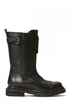 Twin Set Damen Boots Schwarz | SAILERstyle Twin Set, Trends, Combat Boots, Biker, Shoes, Fashion, Bags, Boots Women, Boots