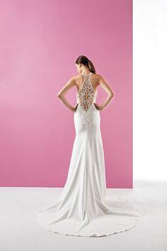 Crepe Satin, Bridal Collection, Bridal Style, Wedding Bride, Bridal Dresses, Wedding Styles, One Shoulder Wedding Dress, Marriage, Wedding Photography