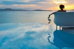 Mykonos island hotel dreams