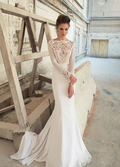 Gorgeous Wedding Dresses By Ada Hefetz 2014 . bride . bridal