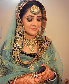 Pinterest: @pawank90 Punjabi Wedding Suit, Punjabi Bride, Punjabi Suits, Wedding Wear, Wedding Suits, Trendy Wedding, Wedding Rings, Wedding Hijab, Wedding Groom