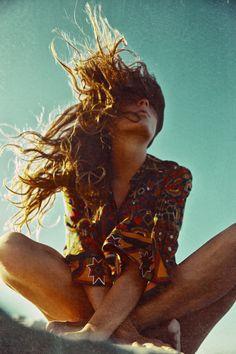 wind in hair, don't care // #pbinspo
