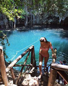 Magical Cenote.