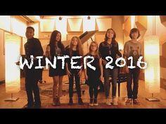 """Kids United – """"Winter 2016"""" - Découvrez le Medley """"Winter 2016"""" par les Kids United : Gabriel, Nilusi, Erza, Gloria, Carla et Esteban. Liste des titres ci-de..."""