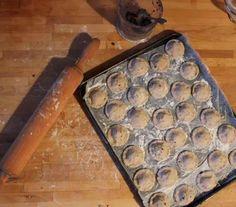 Raviolis de sarrasin aux champignons (vegan, sans gluten et IG bas)