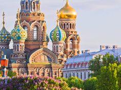 Yurtdisi-Tatil-Turlari/Rusya Turlari/Beyaz Geceler Moskova St. Petersburg Turu