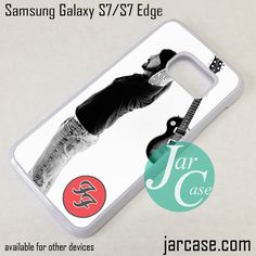 Dave Grohl Phone Case for Samsung Galaxy S7 & S7 Edge