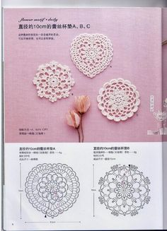 #ClippedOnIssuu from Crochet lace 2000