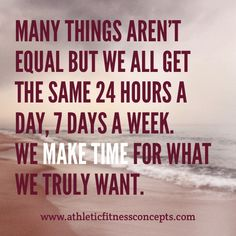 If you want it bad enough, you'll make time for it. #marlton #marltonnj #success #strong #goals #goalsetting #workout #attitude #mindset #mentalstrength #discipline #positivethinking #positivity #strength #opportunity #results #noexcuse #exercise #diet #weightloss