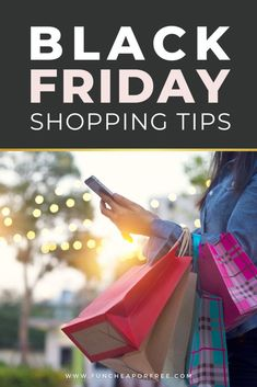 If you and your family are totally into Black Friday, then I've got some of the best Black Friday shopping tips for you! Some of these tips might be a little… unexpected! Black Friday Deals Online, Best Black Friday, Black Friday Shopping, Life On A Budget, Living On A Budget, Frugal Living, Best Money Saving Tips, Ways To Save Money, Saving Money