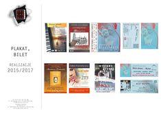 portfolio reklamy drukarnia arek 3_1projektowanie graficzne wizualizacja drukarnia mińsk mazowiecki   reklama, projekt graficzny #logo Logo, Poster, Logos, Environmental Print