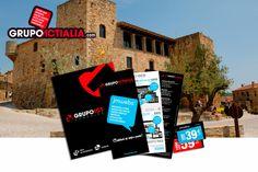 Grupo Actialia ha presentado sus servicios en Pals de diseño web, diseño gráfico, imprenta, rotulación y marketing digital. Para más información www.grupoactialia.com o 972.983.614