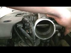 How to Clean The Throttle Body and MAF Sensor On Your Car - YouTube