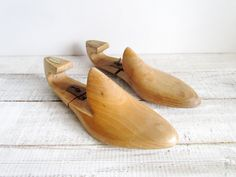 Vintage Wood Shoe Stretcher. $ 30.00, via Etsy.
