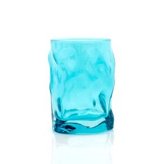 Sorgente Water Glass Sky 4 Pack, $14, now featured on Fab.